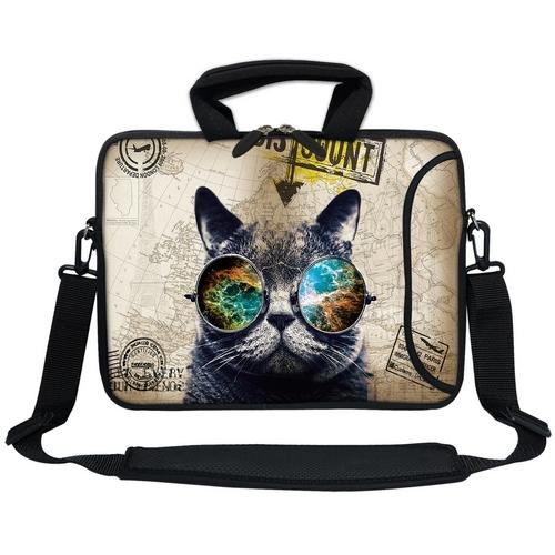 13 3 neoprene laptop bag case sleeve w pocket handle carrying strap 3101 ebay. Black Bedroom Furniture Sets. Home Design Ideas